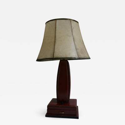 Jacques Adnet Jacques Adnet Table lamp