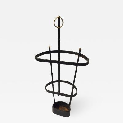 Jacques Adnet Jacques Adnet Umbrella Rack