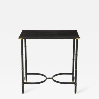 Jacques Adnet Nice occasional table by Jacques Adnet