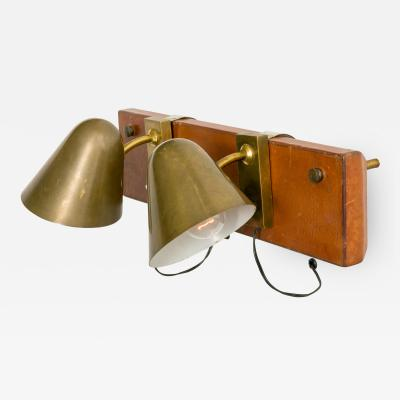 Jacques Biny Pair of Jacques Biny clamp Lamps