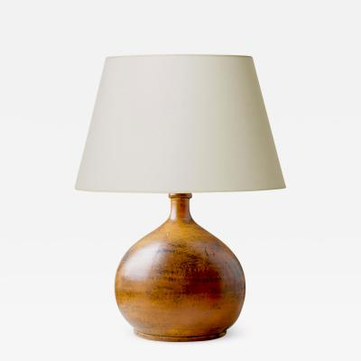 Jacques Blin Table lamp by Jacques Blin