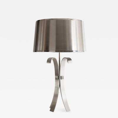 Jacques Charles Corolle table lamp by Maison Charles