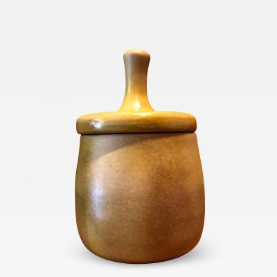 Jacques Dani Ruelland Ceramic Pot