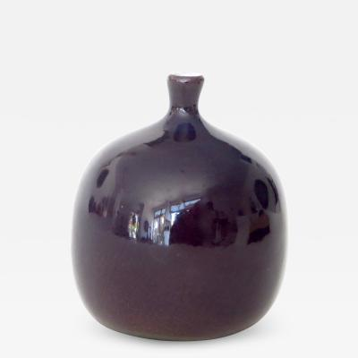 Jacques Dani Ruelland French Ceramic Artists Jacques and Dani Ruelland Ceramic Vessel Vase