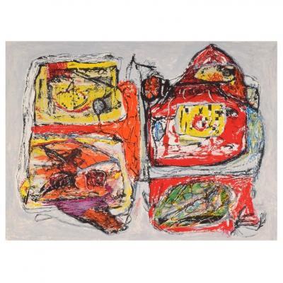Jacques Doucet Jacques Doucet Lithograph Signed Artist Proof
