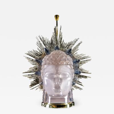 Jacques Duval Brasseur Huge Lamp