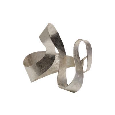 Jacques Jarrige Bracelet in silver by Jacques Jarrige Isadora