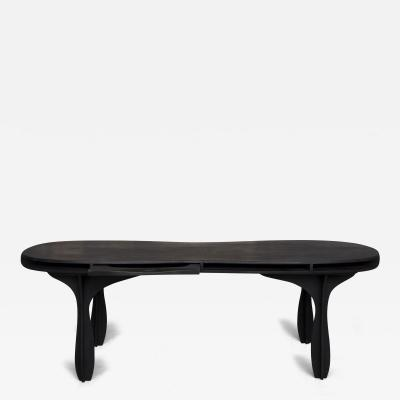 Jacques Jarrige Large desk table by Jacques Jarrige