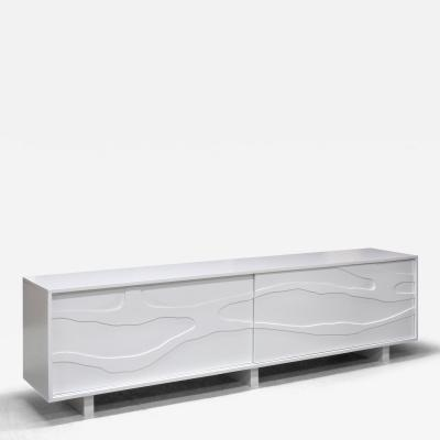 Jacques Jarrige Meanders Cabinet by Jacques Jarrige