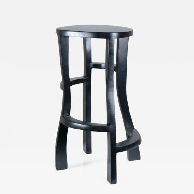 Jacques Jarrige Sculpted Bar Stools by Jacques Jarrige