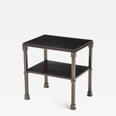 Jacques Quinet Jacques Quinet attire Side Table France c 1940s