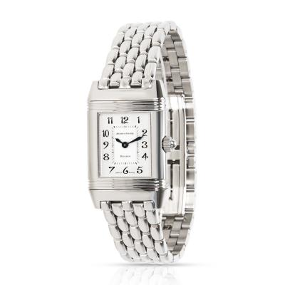 Jaeger LeCoultre Duetto 266 8 44 Women s Watch in Stainless Steel