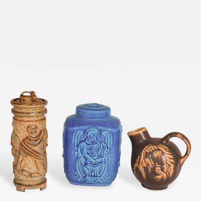 Jais Nielsen Collection of Jais Nielsen Ceramics