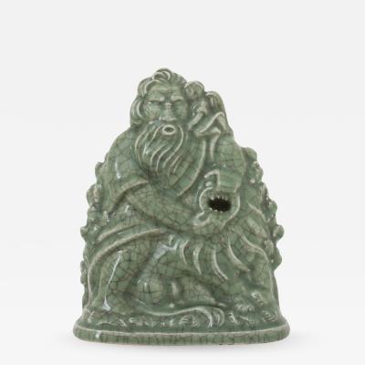 Jais Nielsen Stoneware sculpture