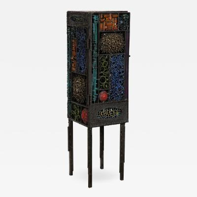 James Anthony Bearden James Bearden Segment Cabinet 2