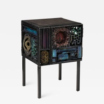 James Anthony Bearden James Bearden Segment Cabinet Square