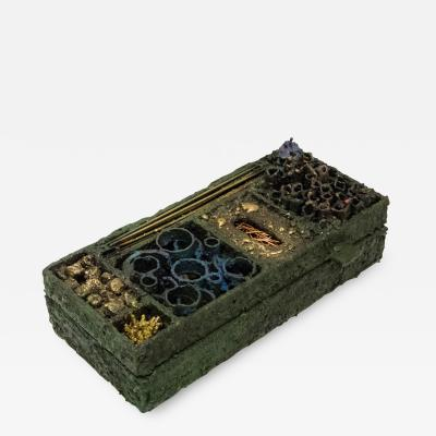 James Anthony Bearden James Bearden Segment Jewelry Box