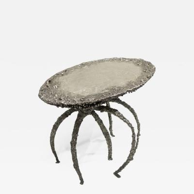 James Anthony Bearden James Bearden Side Table
