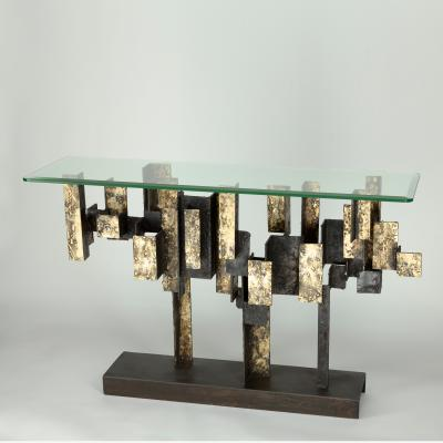 James Anthony Bearden Lunar Ledge Console 2015 Cathedral Series