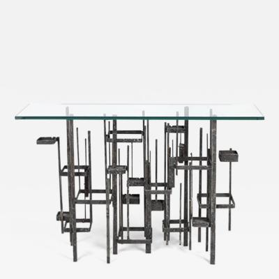 James Anthony Bearden The Cascade Console by James Bearden for Studio Van den Akker