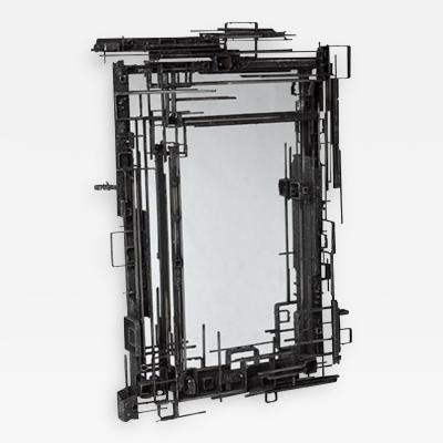James Anthony Bearden The Portal Mirror by James Bearden for Studio Van den Akker