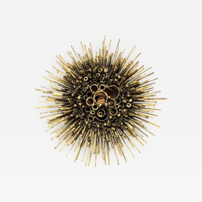 James Anthony Bearden The Urchin Wall Sconce by James Bearden for Studio Van den Akker