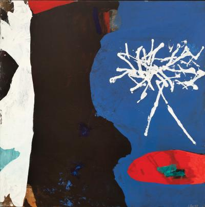 James Brooks Gudrun 1971