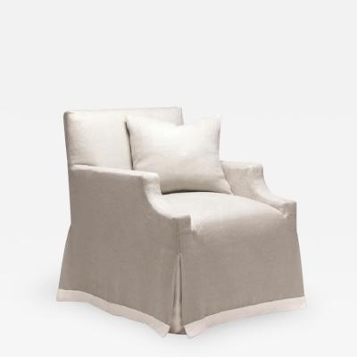 James Duncan Draper Swivel Chair
