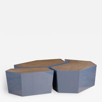 James Duncan Fractile Coffee Tables