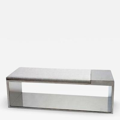 James Duncan Onassis Bench