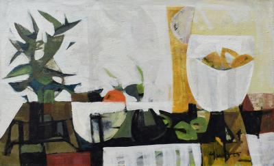James Grant Abstract Still Life 1955