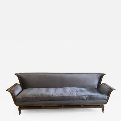 James Mont 1950 Sofa attributed to James Mont