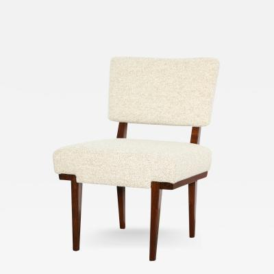 James Mont Custom Slipper Chair by James Mont