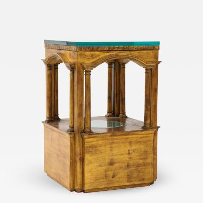 James Mont James Mont Architectural Side Table