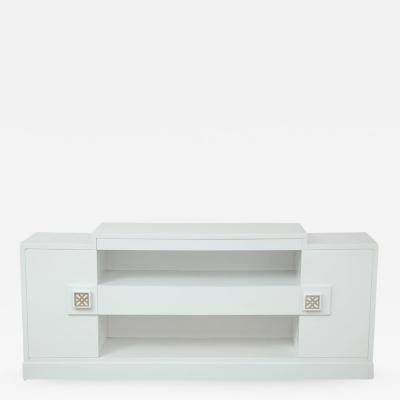 James Mont Minimalist Cabinet by James Mont