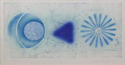 James Rosenquist Signed and Numbered Print Rinse 1978