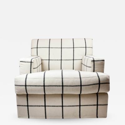 James Slim Armchair
