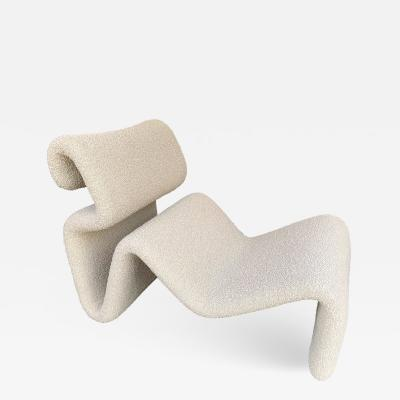 Jan Ekselius Etcetera Lounge Armchair by Jan Ekselius Sweden 1970s