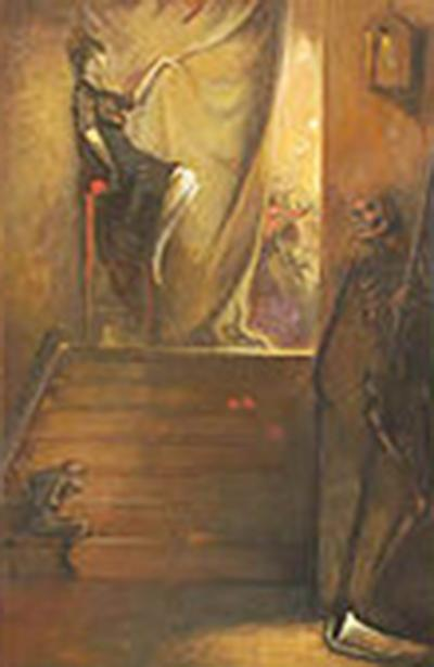 Jan Frans DeBoever Lirreparable Les Fleurs des Mal