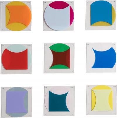 Jan Maarten Voskuil Multiple The Alphabet of Silly Colors Roundtrip Edition