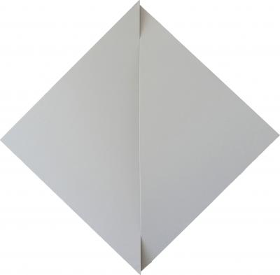 Jan Maarten Voskuil Non Fit Triangles I grey