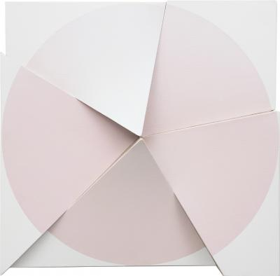 Jan Maarten Voskuil Roundtrip Pointless Pink Interference Turquoise