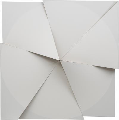 Jan Maarten Voskuil Roundtrip Pointless White on White