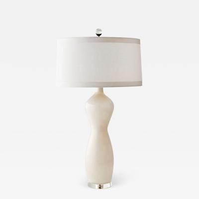 Jan Showers Large Curvy Lamp