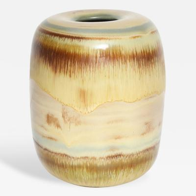 Jana Merlo Large Earthenware Vase by Jana Merlo