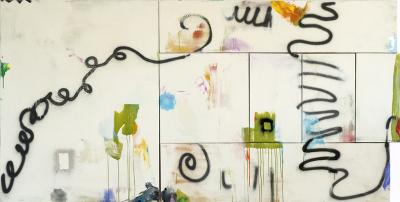 Jane Booth Grahams Space Line and Color