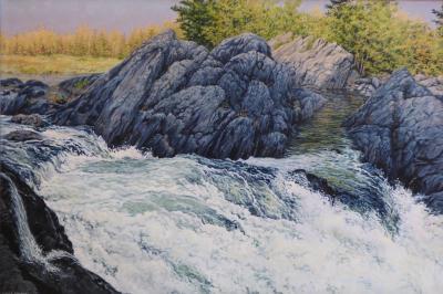 Janice Anthony Two Falls Sebec Lake Maine