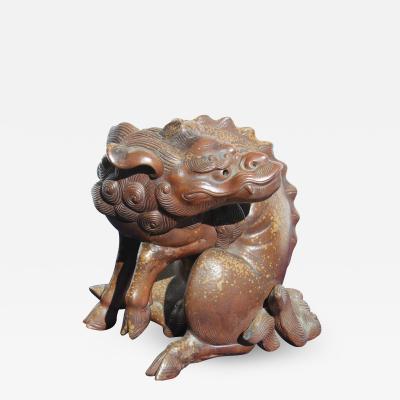 Japanese Foo Dragon Figure
