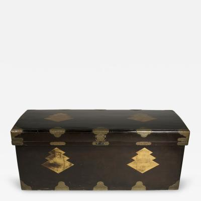 Japanese Lacquer Trunk