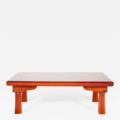 Japanese Lacquered Low Table